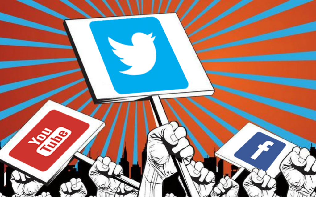 social medias impact of politics The traditional methods of campaigning are still ubiquitous in india with prospective political candidates going door-to-door distributing freebies, promising the well-being of people, extending courtesies.