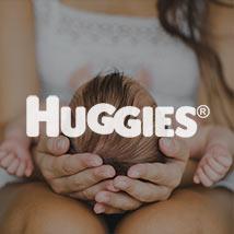 Huggies Logo.