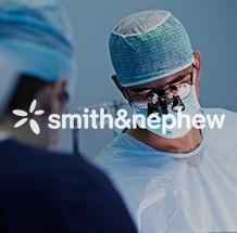 Smith and Nephew Logo.