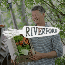 Riverford Organic Farmers logo