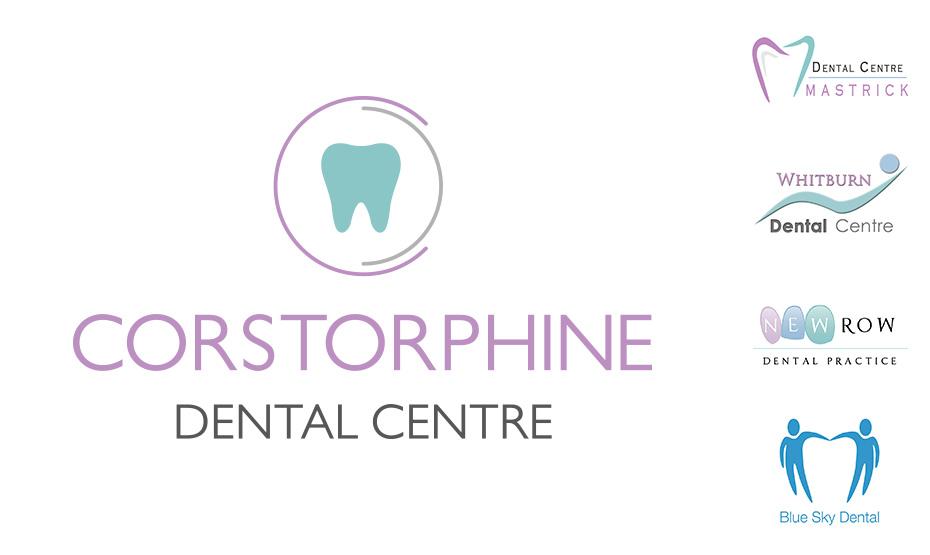 New logo design for Corstorphine Dental.
